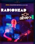Radiohead レディオヘッド/Portugal 2016 Blu-Ray