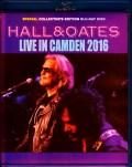 Hall & Oates ホール・アンド・オーツ/NJ,USA 2016 Blu-Ray