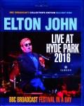 Elton John エルトン・ジョン/London,UK 2016 BRD