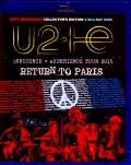 U2 ユーツー/France 12.6 & 7.2015 Blu-Ray Version