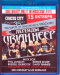 Uriah Heep ユーライア・ヒープ/Russia 2015 & more Blu-Ray Ver.