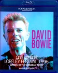 David Bowie デヴィッド・ボウイ/Germany 1996 Complete Blu-Ray Version