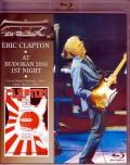 Eric Clapton エリック・クラプトン/Tokyo,Japan 4.13.2016 Blu-Ray Version