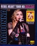 Madonna マドンナ/Rebel Heart Tour Multi-Cam Blu-Ray Version