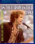 Bob Dylan ボブ・ディラン/Europe Tour 1984 Blu-Ray Version