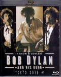 Bob Dylan ボブ・ディラン/Tokyo,Japan 4.4.2016 Blu-Ray version