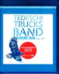 Tedeschi Trucks Band テデスキ・トラックス・バンド/Tokyo,Japan 2016 Blu-Ray Version