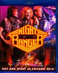 Night Ranger ナイト・レンジャー/Il,USA 2016 Blu-Ray Version