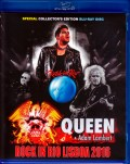 Queen,Adam Lambert クィーン/Portugal 2016 Blu-Ray Version