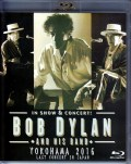 Bob Dylan ボブ・ディラン/Kanagawa,Japan 2016 Blu-Ray Version