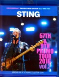 Sting スティング/TV Live and Promo Collection 2016 Vol.2 BRD