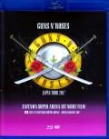 Guns N' Roses ガンズ・アンド・ローゼス/Saitama,Japan 1.28.2017 BRD & DVD