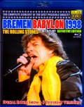 Rolling Stones ローリング・ストーンズ/Germany 1998 3 Different Blu-Ray Ver