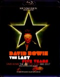 David Bowie デヴィッド・ボウイ/The Last Five Years BBC 2017 Blu-Ray Ver.