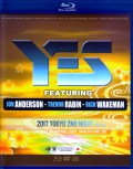Yes Jon Anderson,Trevor Rabin,Rick Wakeman イエス/Tokyo,Japan 4.18.2017 & 3Days SC S & V