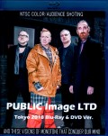 PIL Public Image LTD パブリック・イメージ・リミテッド/Tokyo,Japan 2018 Blu-Ray & DVD Ver.