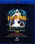 Def Leppard デフ・レパード/Tokyo,Japan 2018 Blu-Ray Ver.
