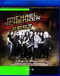 Michael Schenker Fest マイケル・シェンカー/Tokyo,Japan 2018 2 Days Blu-Ray Ver.