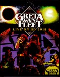 Greta Van Feet グレタ・ヴァン・フィート/Pro-Shot Live Collection 2018 Blu-Ray Ver.