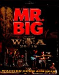 Mr. Big ミスター・ビッグ/Germany 2018 & more Blu-Ray Ver.