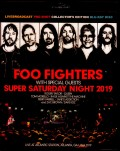 Foo Fighters フー・ファイターズ/GA,USA 2019 Blu-Ray Ver.