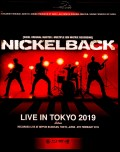 Nickelback ニッケルバック/Tokyo,Japan 2019 Audio IEM Matrix Blu-Ray & DVD Ver.