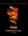 Judas Priest ジューダス・プリースト/Chiba,Japan 2019 Blu-Ray IEM Matrix & DVD Ver.