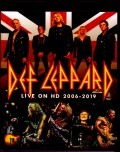 Def Leppard デフ・レパード/Pro-Shot Live Collection 2006-2019 & more Blu-Ray Ver.