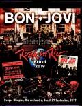Bon Jovi ボン・ジョヴィ/Brazil 2019 & more Blu-Ray Ver.