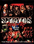 Scorpions スコーピオンズ/Brazil 2019 & more Blu-Ray Ver.