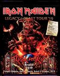 Iron Maiden アイアン・メイデン/Brazil 2019 & more Blu-Ray Ver.