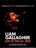 Liam Gallagher リアム・ギャラガー/Pro-Shot Live Compilation 2019 Blu-Ray Ver.