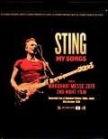 Sting スティング/Chiba,Japan 10.10.2019 Blu-Ray + DVD Ver.