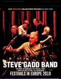 Steve Gadd スティーヴ・ガッド/Spain 2019 & more Blu-Ray Ver