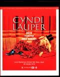 Cyndi Lauper シンディ・ローパー/Tokyo,Japam 10.6,2019 Blu-Ray & DVD Ver.