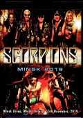 Scorpions スコーピオンズ/Belarus 2019 & more Blu-Ray Version