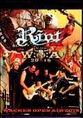 Riot ライオット/Germany 2018 Blu-Ray Version