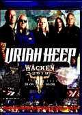 Uriah Heep ユーライア・ヒープ/Germany 2019 Blu-Ray Version