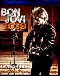 Bon Jovi ボン・ジョヴィ/『2020』新作発表 活動自粛中のライヴパフォーマンス 2020 - 2021年 Blu-Ray Edition