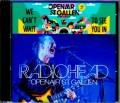 Radiohead レディオヘッド/Switzerland 2016