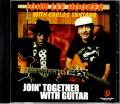 John Lee Hooker,Santana ジョン・リー・フッカー/Ca,USA 1985