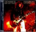 Led Zeppelin レッド・ツェッペリン/Rhode Island,USA 1973