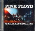 Pink Floyd ピンク・フロイド/Massachusetts,USA 1972