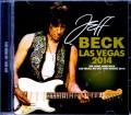 Jeff Beck ジェフ・ベック/Nevada,USA 2014