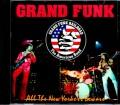 Grand Funk グランド・ファンク/New York,USA 1975