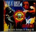 Guns N' Roses ガンズ・アンド・ローゼス/Washington,USA 1992