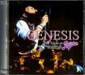 Genesis ジェネシス/London,UK 1977