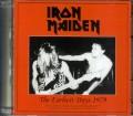 Iron Maiden アイアン・メイデン/London,UK 1979