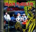 Iron Maiden アイアン・メイデン/Tokyo,Japan 5.21.1981 Truly Amazing Ver.