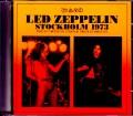 Led Zeppelin レッド・ツェッペリン/Sweden 3.6.1973